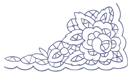 Схемы для вышивки ришелье скачать